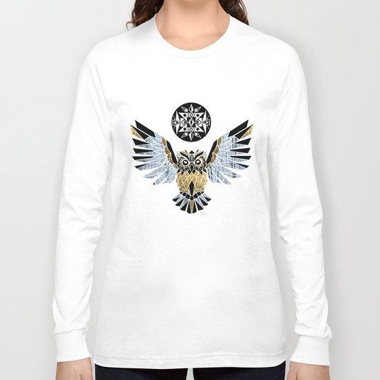 owl king! Long Sleeve T-shirt