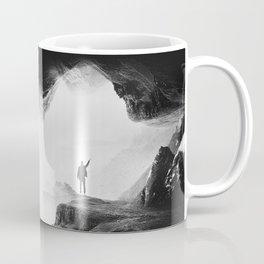 Hello from the The Upside Down World Coffee Mug