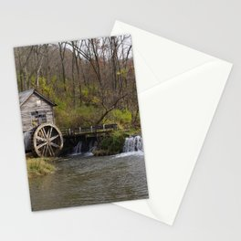 Rural Wisconsin - Hyde's Mill Stationery Cards