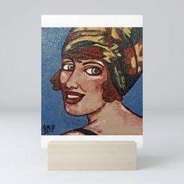 PETRA Mini Art Print