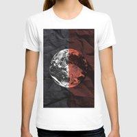 globe T-shirts featuring Globe by journohq