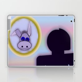 A vain person Laptop & iPad Skin