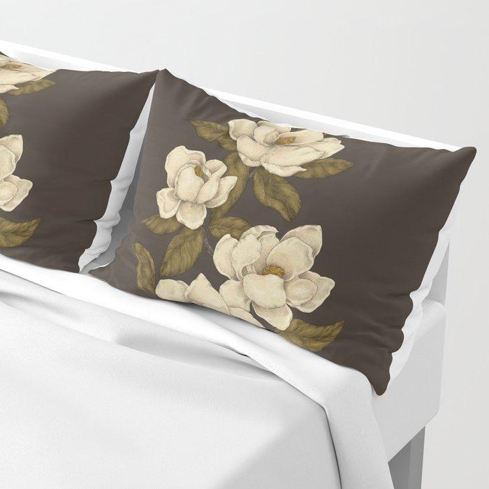 Magnolias Kissenbezug