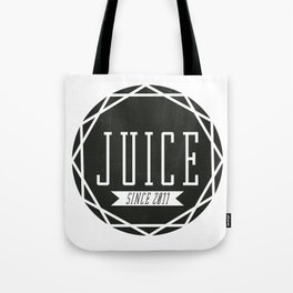 Juice Emblem Tote Bag