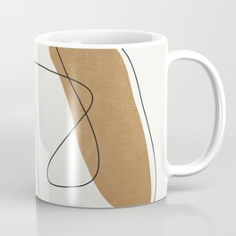 Thin Flow II Coffee Mug