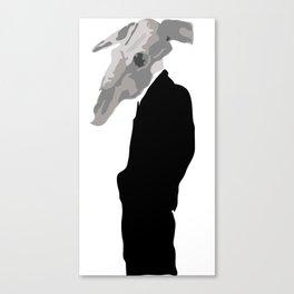 bullsuit. Canvas Print