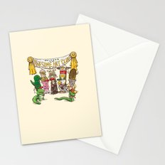 Awesome Hat Club Stationery Cards