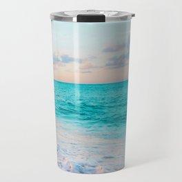 Ocean Bliss #society6 #society6artprint #buyart Travel Mug