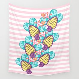 Candy Cashew Apple 1 Wall Tapestry