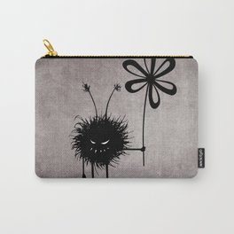 Evil Flower Bug Carry-All Pouch