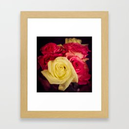 BeYOUtiful Framed Art Print
