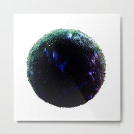 Planet #001 Metal Print