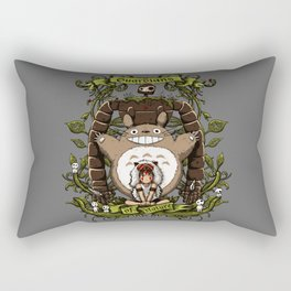Guardians of nature Rectangular Pillow