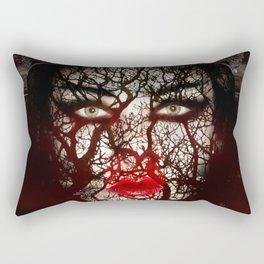 Erzsebet Bathory Rectangular Pillow