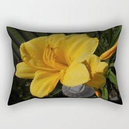 Daylily Rectangular Pillow