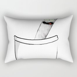 Joint Rick in a pcoket Rectangular Pillow