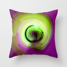 Concentrate... Throw Pillow