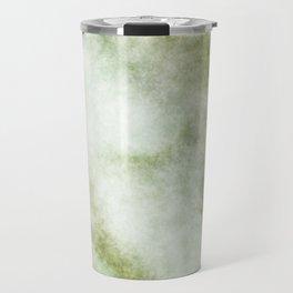 stained fantasy greenish veins Travel Mug