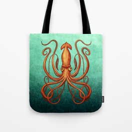 Giant Squid 2 Tote Bag