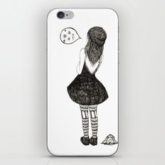 Snow? iPhone & iPod Skin