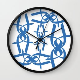 Jolene  Wall Clock