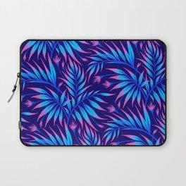Waikiki Palm - Blue / Pink Laptop Sleeve