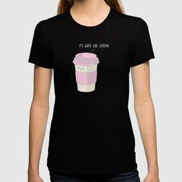 White Girl Season #kawaii #latte T-shirt
