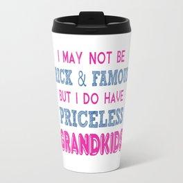 Priceless Grandkids Travel Mug