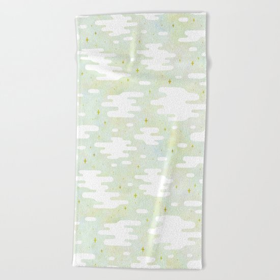 Dreamy Beach Towel