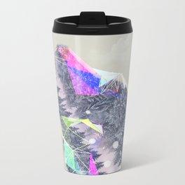 Cry Wolf Metal Travel Mug