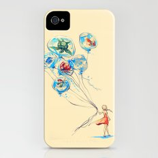 Water Balloons iPhone (4, 4s) Slim Case