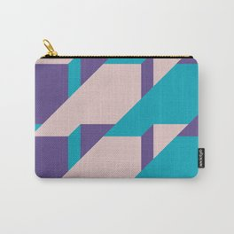 Abstract Glow #society6 #glow #pattern Carry-All Pouch