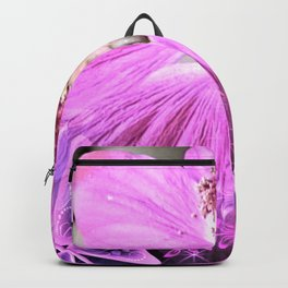 Butterfly Lavatera Backpack