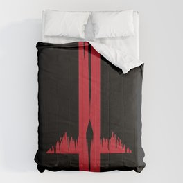 Blackblood Cross Comforters