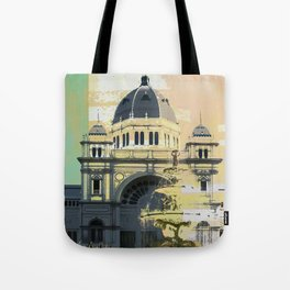 Exhibition Building Tote Bag