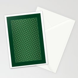 Pattern 046: Undulations III Stationery Cards