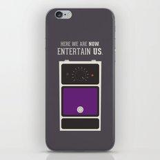 Teen Spirit iPhone & iPod Skin