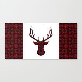 Cranberry Cariboo Canada Canvas Print