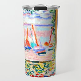 Henri Matisse Open Window Travel Mug