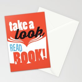 Take a look - Just Read Stationery Cards