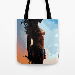 Diana Prince 6 Tote Bag