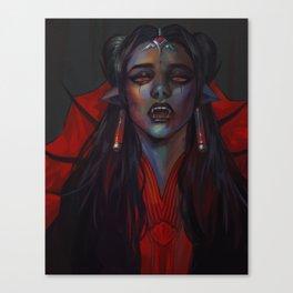 Symmetra - Vampire Canvas Print