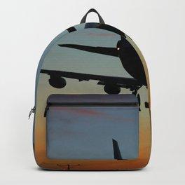 747 Sunset Landing Backpack