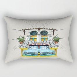 Fruit Car - Beirut Rectangular Pillow