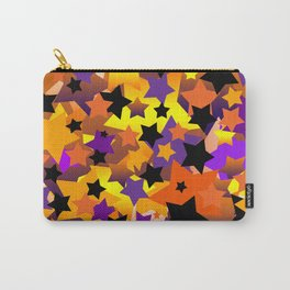Halloween Star Crazy Carry-All Pouch