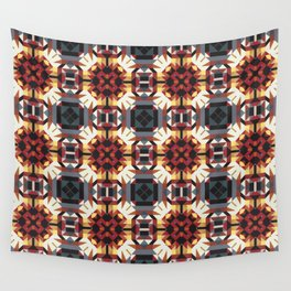 Aesthetics: ethnic pattern Wall Tapestry