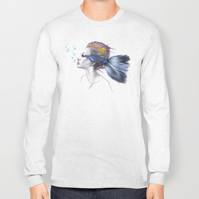 When I was a fish Long Sleeve T-shirt