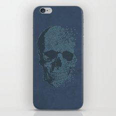 Music Skull V1 iPhone & iPod Skin