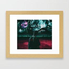 Astroworld Framed Art Print