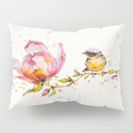 Magnolia & Buddy Pillow Sham